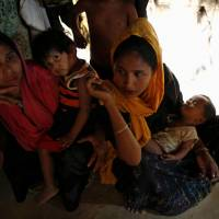 More than 1,000 feared killed in Myanmar crackdown on Rohingya, U.N. officials say