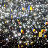 As protests grow and despite U-turn, Romanian prime minister refuses to quit