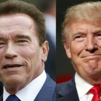 Trump criticizes Schwarzenegger about ratings nosedive for 'Celebrity Apprentice' reality TV show