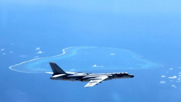 U.S., Chinese military planes in 'unsafe' encounter over disputed South China Sea