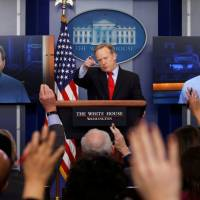 McCarthy as Spicer, Grim Reaper as Bannon as 'SNL' ratchets up satire; Trump tweet-less