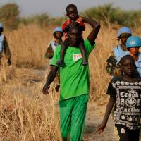 South Sudan war reaches 'catastrophic proportions for civilians': U.N. report