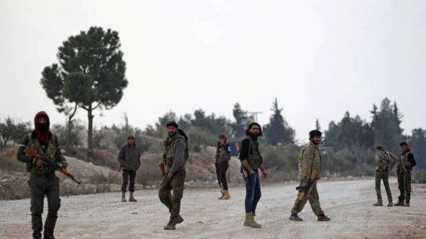 CIA-backed aid for Syrian rebels frozen after Islamist attack: sources