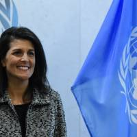 U.N. braces as Trump's detente with Russia upsets balance of power