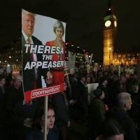 U.K. lawmakers weigh downgrading Trump state visit invite after getting 1.8 million-signature e-petition