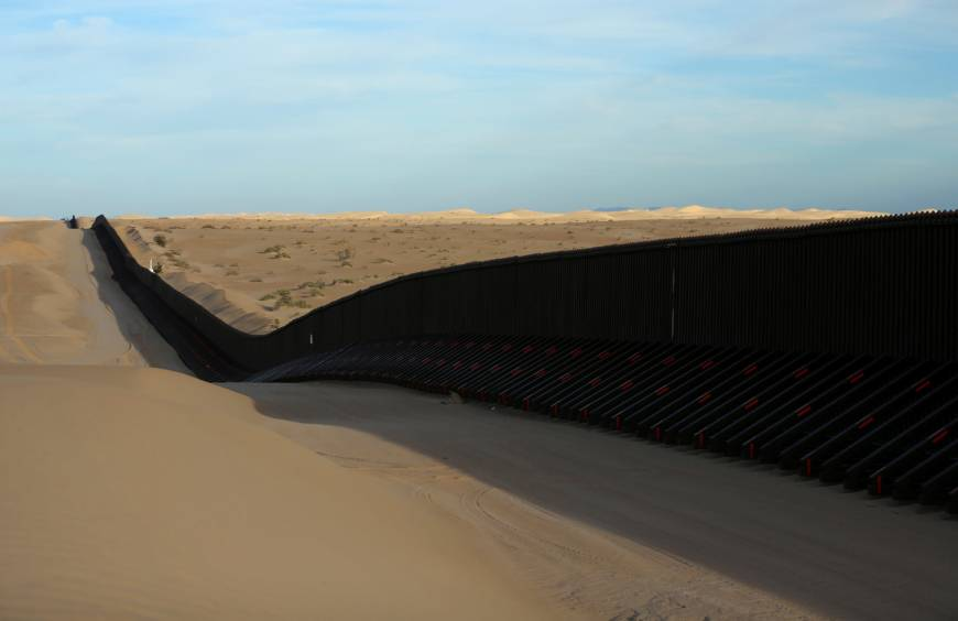 New report says Mexico-U.S. border wall will cost $21 billion, take over 3 years to build