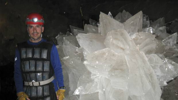 Biologists find weird cave microbes that may be 50,000 years old