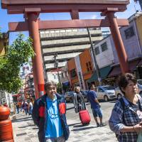 Abe mulls easing immigration for kin of Japanese emigrants to South America