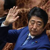 Abe, Putin may hold Russia summit in April