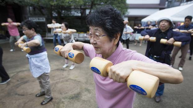 Redefining Japan's 'seniors' to older age may free up still agile workforce