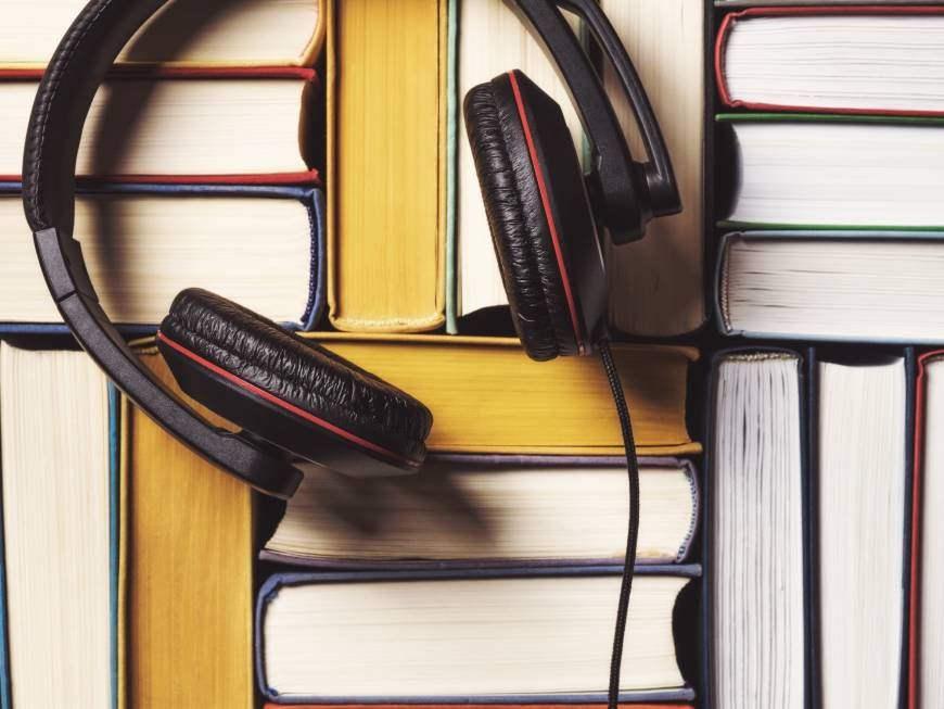 Aided by apps, audiobooks market grows in Japan