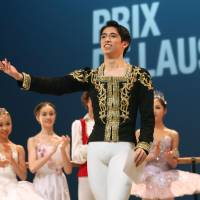 Japanese dancers win prizes at prestigious Swiss ballet competition