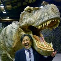 Tokyo-based On-Art uses new methods to bring T. rex back to life