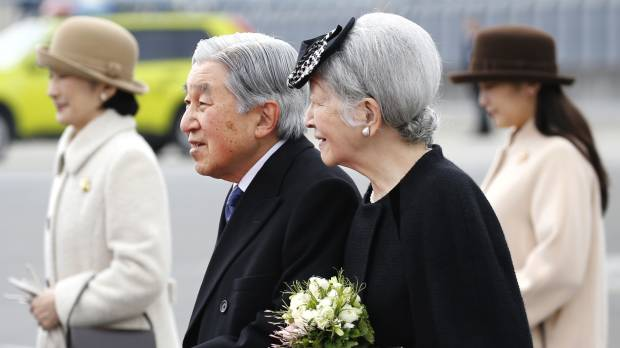 Imperial Couple depart for weeklong visit to Vietnam, Thailand