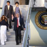 First ladies Akie and Melania show independent streaks but are likely poles apart