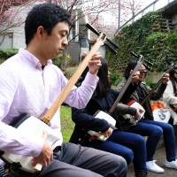 Expats to be offered kabuki music experience in Tokyo