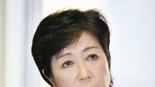 Koike won't decide on Tsukiji relocation before July's Tokyo Metropolitan Assembly election