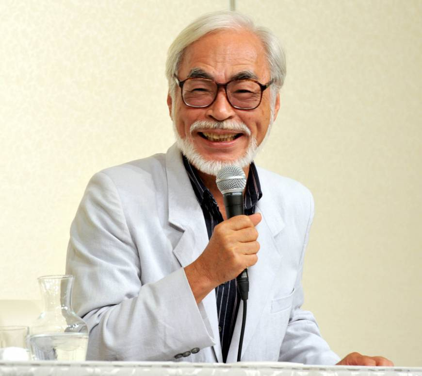 Legendary Japanese animator Miyazaki comes out of retirement for new film