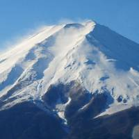 Fatal accidents occur almost every winter on Mount Fuji, Japan's highest peak. | KYODO