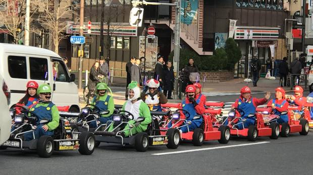 Nintendo sues go-kart company over copyright infringement
