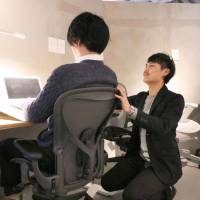 Firms offering posture-promoting chairs enjoy boom in workaholic Japan