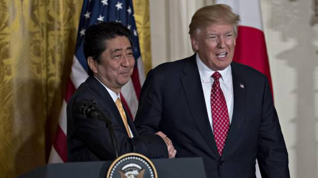 Trump factor has Japanese students rethinking study in U.S.