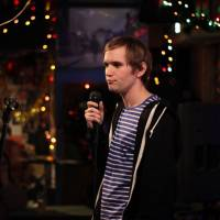 Validate me: William Bradbury confronts his fears and bares his soul on stage at Good Heavens in Shimokitazawa, Tokyo. | AZIZ VORA