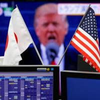 Not the country it was: The election of President Donald Trump has changed the way many Japanese people who studied in the U.S. feel about their former host country. | REUTERS