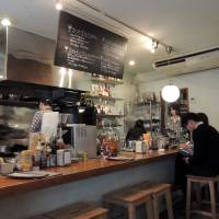 El Pato serves up authentic American dinner fare and has two taps. | DAVEY YOUNG