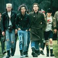 Defying the conservatives: 'Suburbia' was one of the few punk-themed films to make it to the big screen during the 1980s. | 'SUBURBIA,' PENELOPE SPHEERIS, NEW WORLD PICTURES
