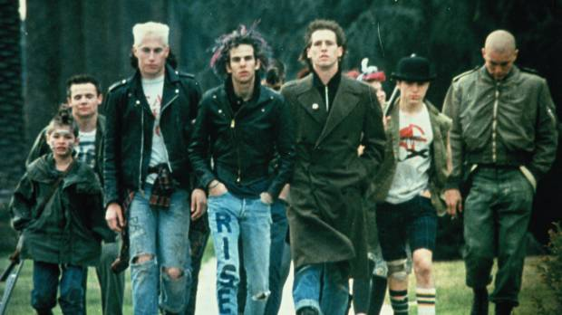 Punk: how cinema ignored something so loud