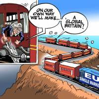 Brexit versus the new globalization