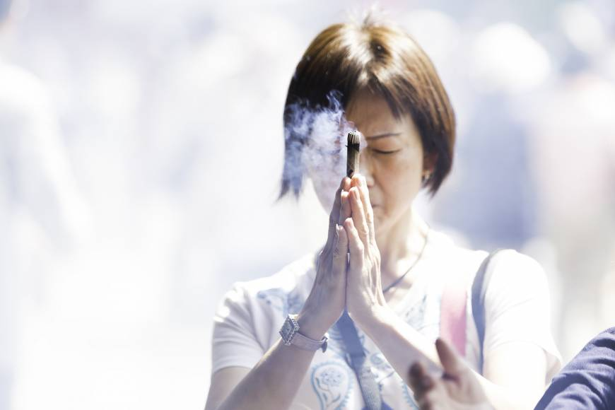 Does contemporary Japan need religion?