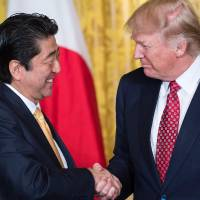 Trump removes shared values from bilateral alliance