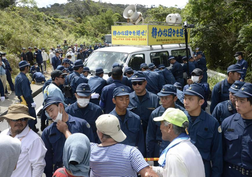 Japan enters the post-truth age with distorted MXTV report on Okinawa protests