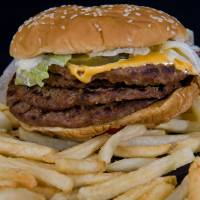 Nonstick chemicals found in fast-food packaging
