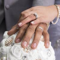 Marriage, with interest: In an informal survey, several people said half-jokingly that their investment of time and money in their relationships with Japanese spouses had paid off in terms of their Japanese language level. | ISTOCK