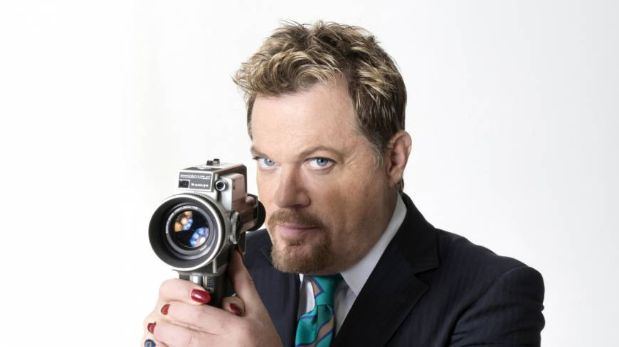 Eddie Izzard proves an irresistible force on tour