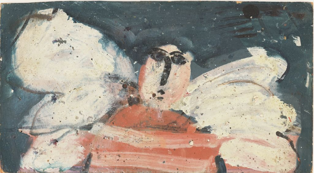 Robert Coutelas' 'Angel' (late 1970s) | PRIVATE COLLECTION (PHOTO BY FUMIHITO KATAMURA)