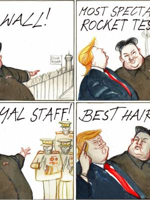The Kim regime: separating fact from fiction