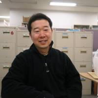 Teppei Hayashi, Academic adviser, 37, (Japanese); It seems like Abe is waiting to decide what Japan is going to do based on Trump's direction. We are an independent nation, so if there is an agenda that we should be focused on, we should work on it regardless of which way the U.S. is going to go.
