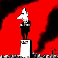 No end in sight for Syria's balance of terror