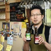 Microbrewer in Tochigi targets niche market with craft beers
