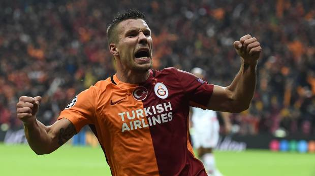 Vissel aiming for the stars with or without Podolski