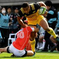 Sunwolves crushed in Super Rugby opener