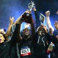 Usain Bolt All-Stars victorious in final Nitro Athletics meet