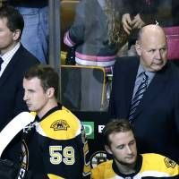 NHL's crazy coaching carousel keeps spinning