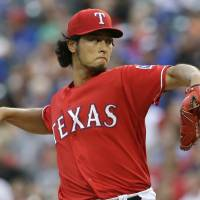Darvish faces up to do-or-die season with Rangers