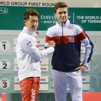Gasquet expects tough opening test against Daniel in Davis Cup match