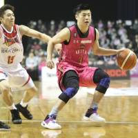 Akita's Ando called up to national team